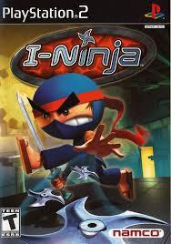 ninja ps2