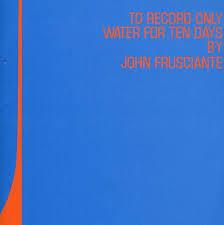john frusciante cd