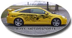 dragon decals for cars