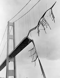 suspension bridge collapse