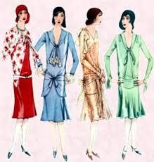 1920 dress patterns