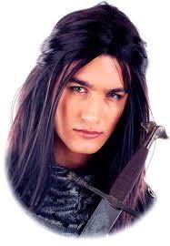 prince wig