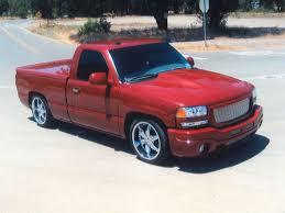 gmc custom trucks