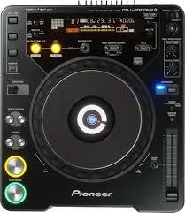 pioneer cdj1000 mk2