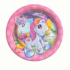 my little pony birthday supplies