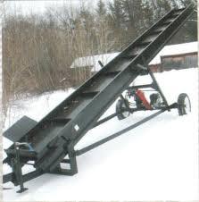 wood conveyors