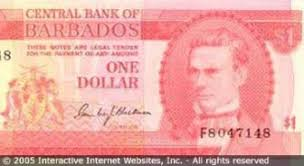 barbadian currency