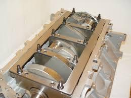 engine girdle