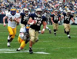 navy football team
