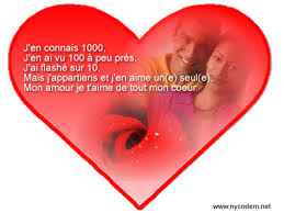 poemes d amour