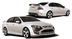 ford falcon images