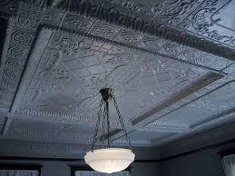 faux tin wallpaper