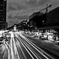 cars night