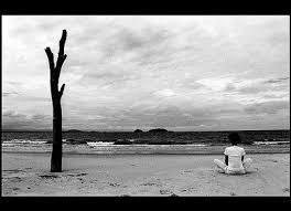lonely feelings