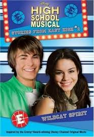 highschool musical books