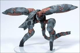 metal gear ray toy