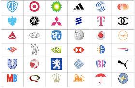 company name and logo
