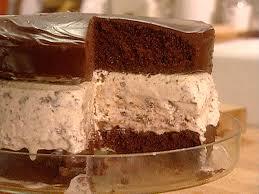 chocolate cake cookie