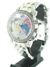 all diamond watches