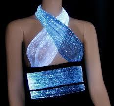 illuminated clothing