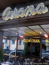 corona bars