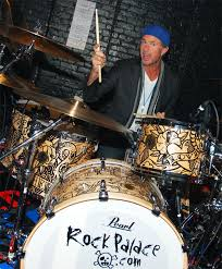 chad smith drum set