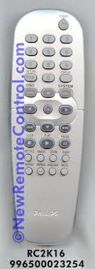 philips dvd remotes