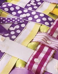 ribbon table