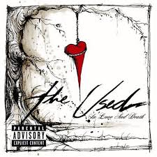 the used album cover