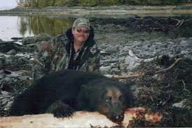 hunting black bears
