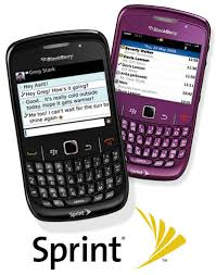 blackberry curve 8530 for sprint