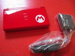mario red nintendo ds