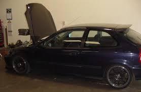 99 civic hatchback
