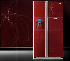 lg fridge side by side