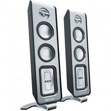 philips multimedia speaker system