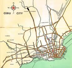 cebu city road map