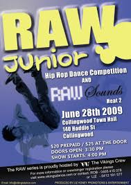 raw junior