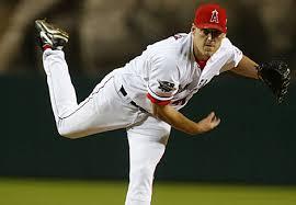 John Lackey Anaheim Angels