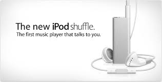 ipod shuffle logo