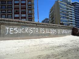 graffiti cristiano