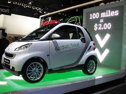 merc smart car