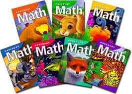 harcourt math textbook