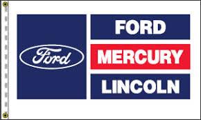 ford lincoln mercury logo