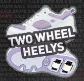 heelys 2 wheels