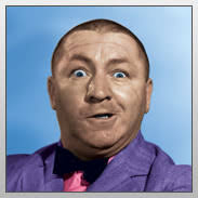 curly howard photos