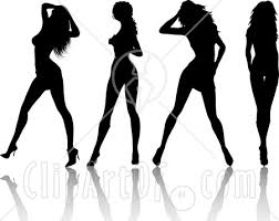 silhouettes for women