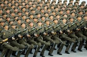 north korea military photos