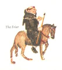 friar in canterbury tales