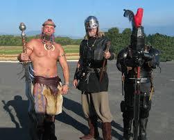 viking warrior clothes