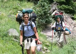 camping backpacking